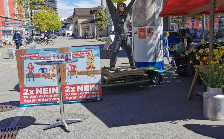 Erfolgreicher Tag für die Thurgauer Landwirtschaft